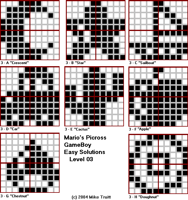 Easy Solutions - Level 03 (PNG)
