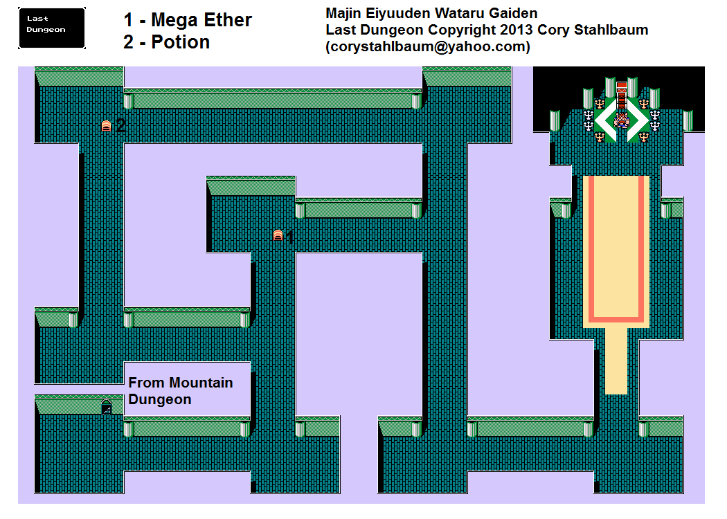 Last Dungeon (PNG)