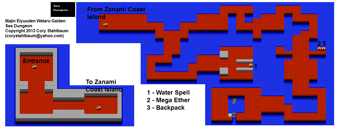 Sea Dungeon (PNG)