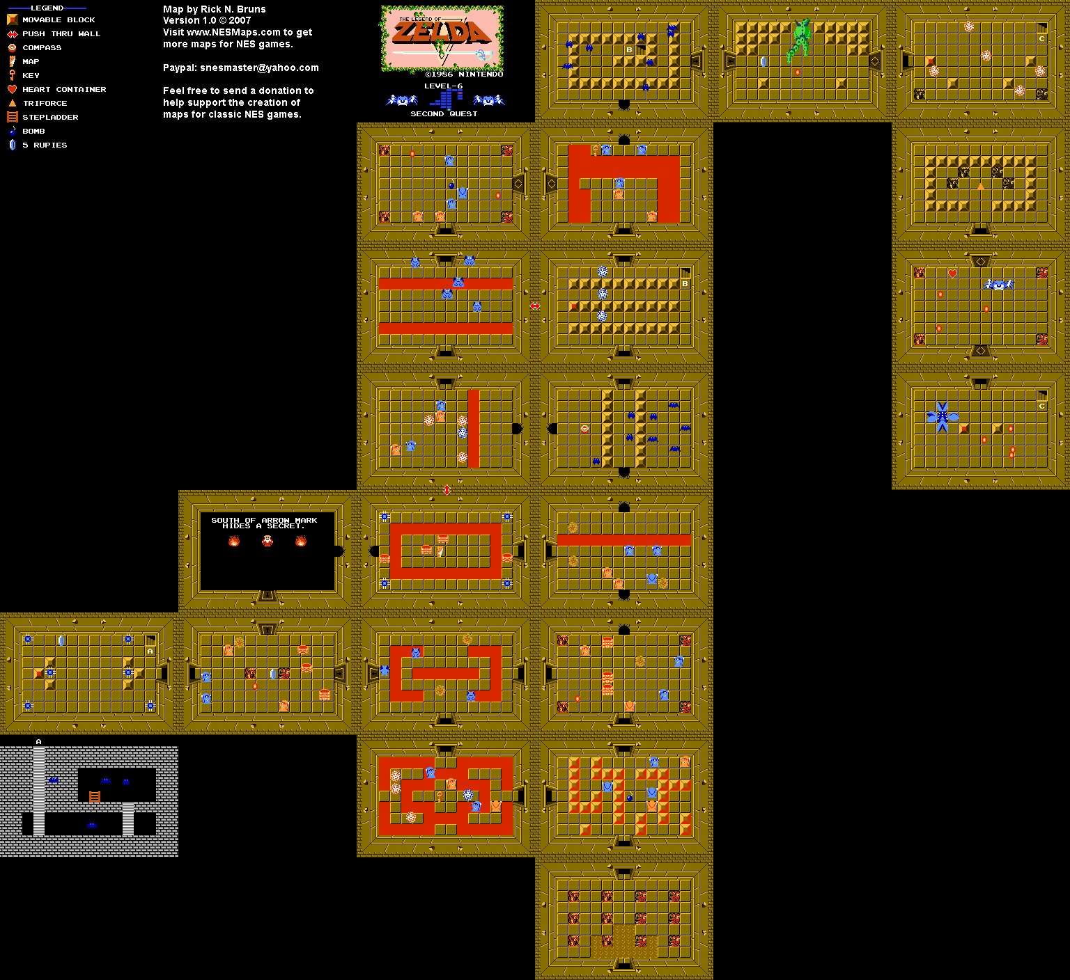 Level 06 (Quest 2) Map (PNG)