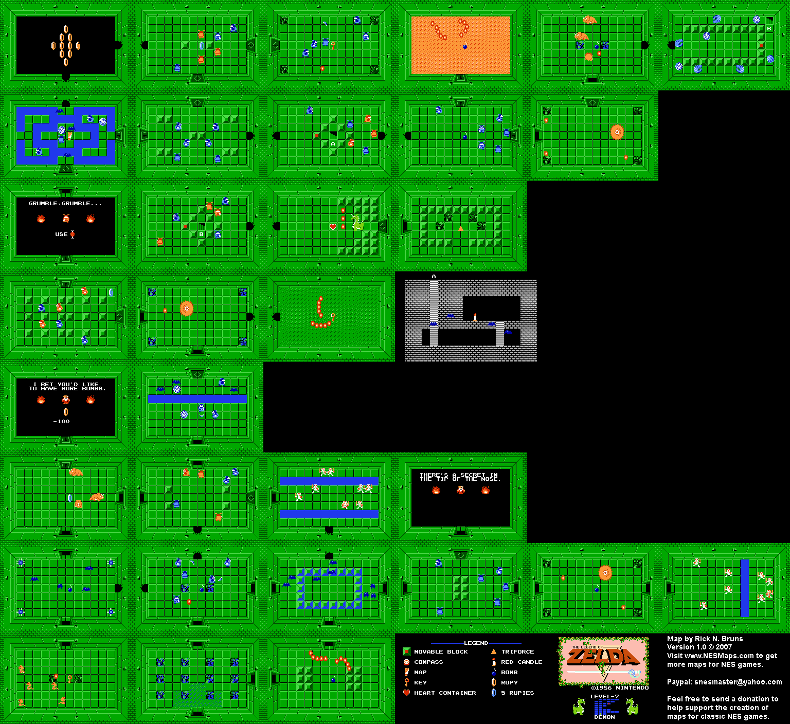 Level 07 (Quest 1) Map (PNG)