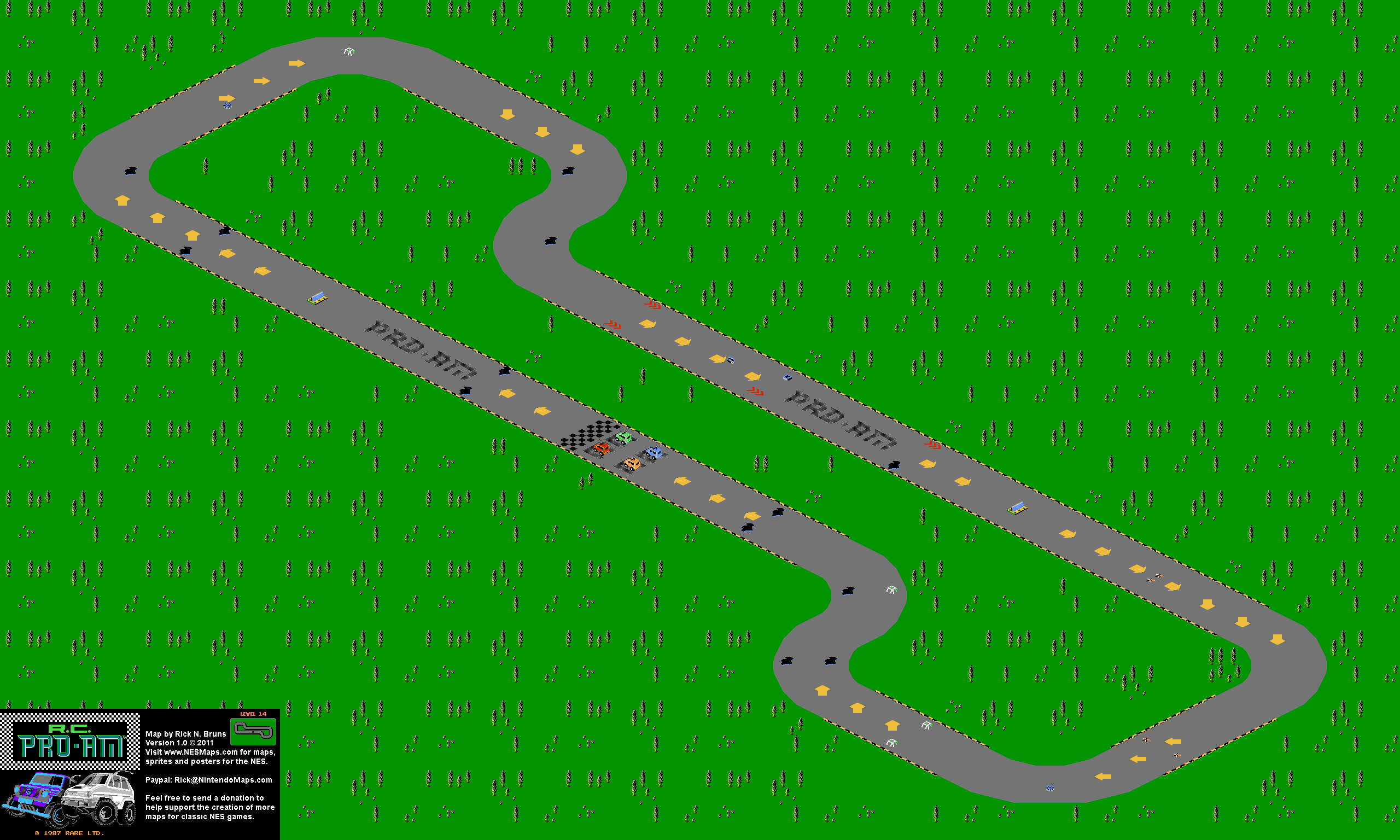 Level 14 Map (PNG)