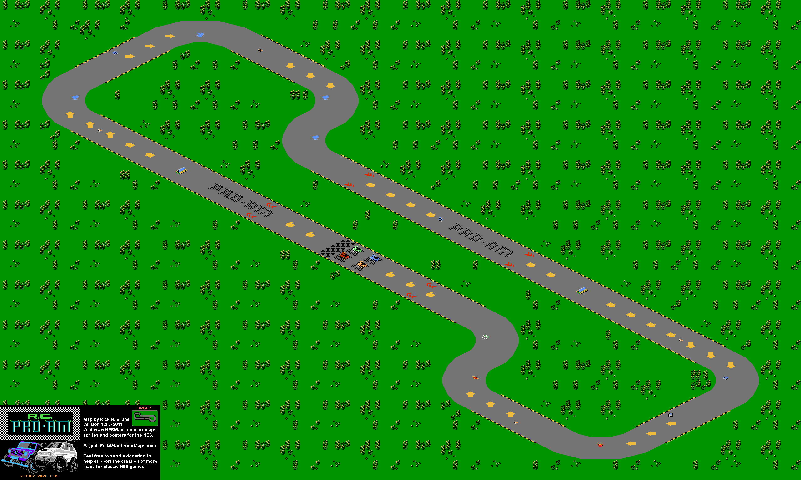 Level 07 Map (PNG)