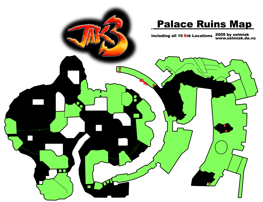 Palace Ruins Map (PNG)