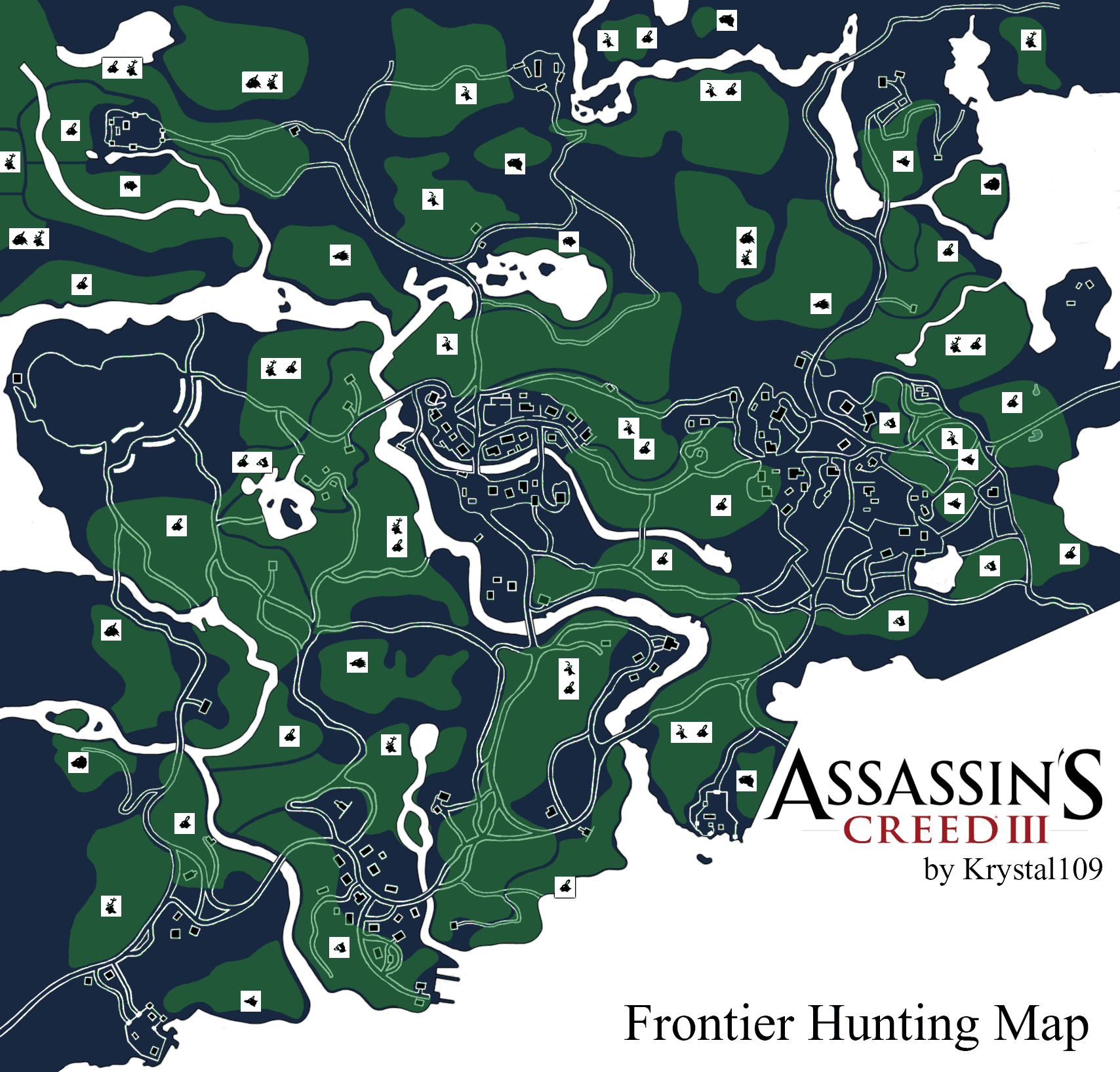 Assassin\\\\\\\\\\\\\\\\\\\\\\\\\\\\\\\'s Creed 3 Map Assassin's Creed III Frontier Hunting Map (PNG) v1.5   Neoseeker  Assassin\\\\\\\\\\\\\\\\\\\\\\\\\\\\\\\'s Creed 3 Map